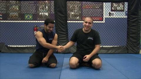 [08-12-13] Push Armbar Counter Technique
