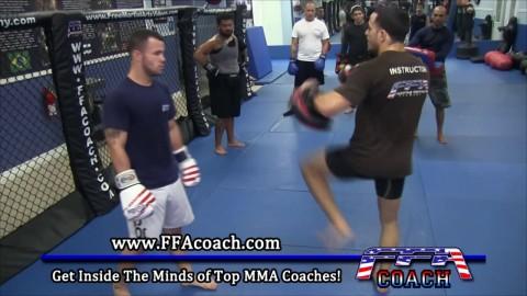 [10-14-13] 10AM Kickboxing Class with Coach Jason