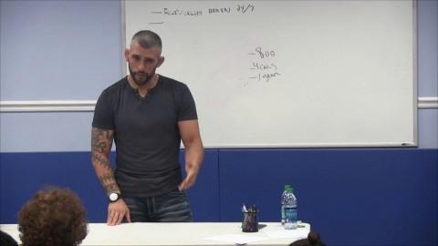 George Lockhart seminar #3