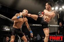 Jason Soares Head Kick
