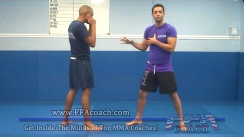 Kickboxing Combo