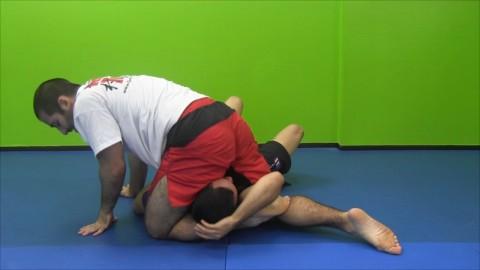 KTS 08 – Sidemount Kimura Inverted Triangle