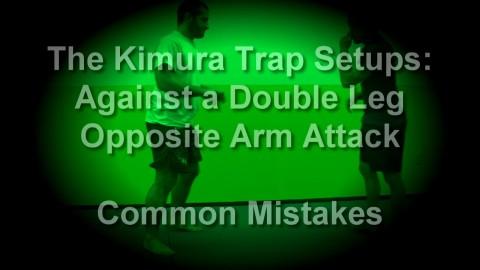 KTS 25 – Kimura Trap against the Double Leg Far Arm