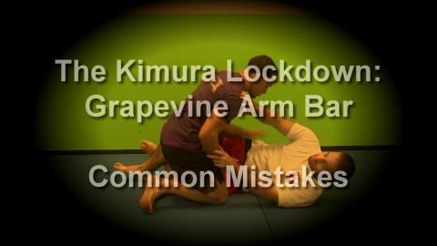 KTS 31 - Kimura Lock Down Grapevine Arm Bar