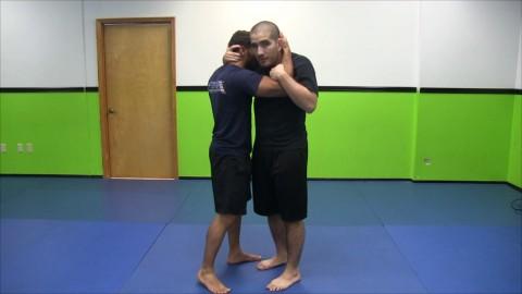 Muay Thai Duck Under