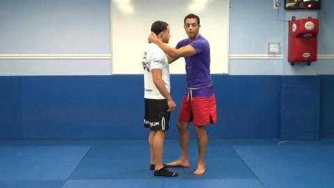 Muay Thai Clinch