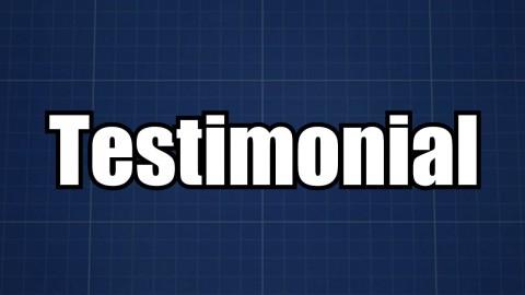 Rodolfo Cattuse FFA Testimonial