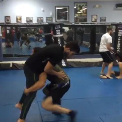 MMA drills