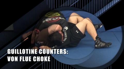 Guillotine Counters Von Flue Choke