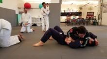 Step Over Kimura