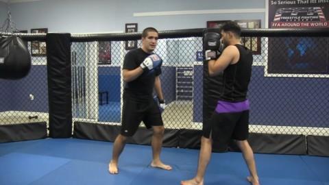 MMA Mitts 10 – Peek A Boo