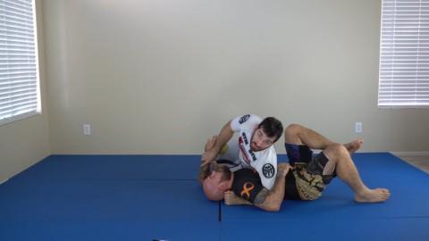 Underhook Series 24 - Dog Fight or Seat Belt Position