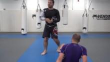 Double Leg Sprinting Finish