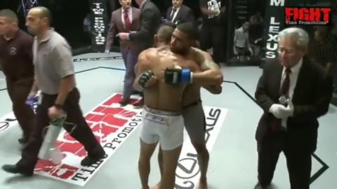 Edgard Plazaola vs Jason Santana