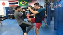 MMA training highlights