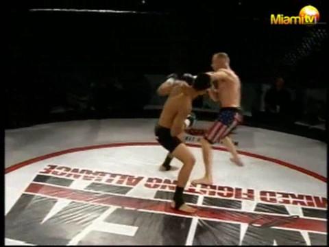 Edir Terry with a 1 punch KO