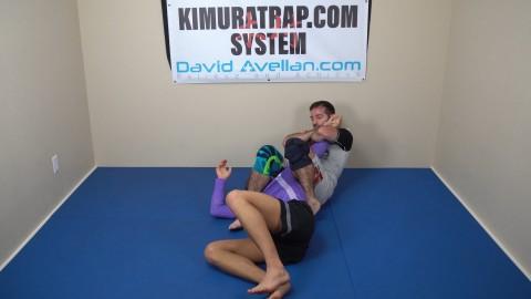 Spinning Arm Bar off Kimura