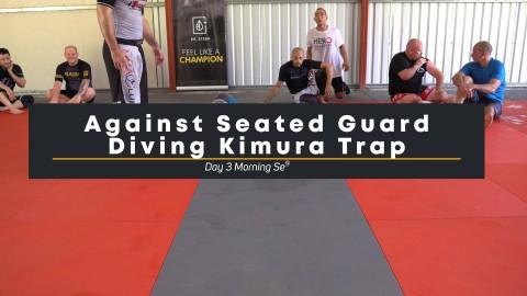 28 – Diving Kimura Trap
