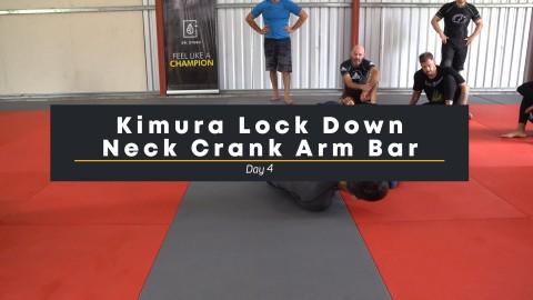 41- KLD Neck Crank Arm Bar