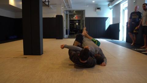 52 – Inverted Kimura Series