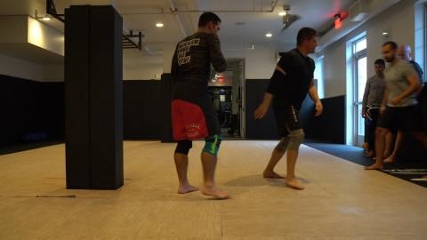 57 – Reverse Kimura Throw