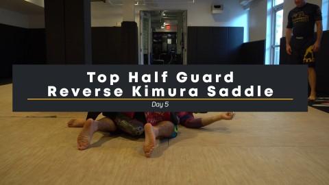59 – Reverse Kimura Saddle