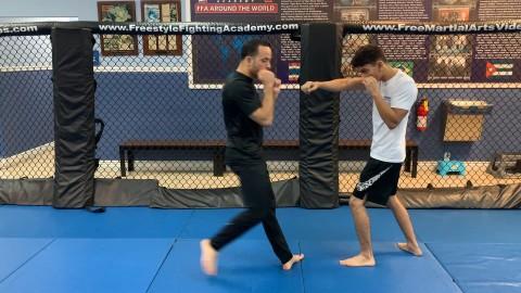 Calf Kicks 01 – Calf Kick