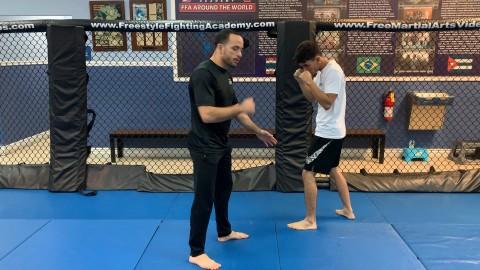 Calf Kicks 03 – Timed Calf Kick