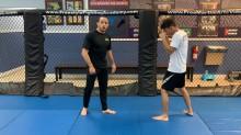 Calf Kicks 04 - Basic Calf Kick Setup