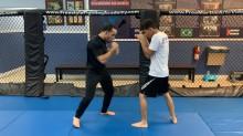 Calf Kicks 05 - Calf Kicks Combos