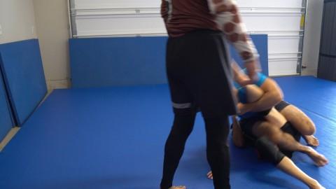 77 – Pull Back Kimura Series